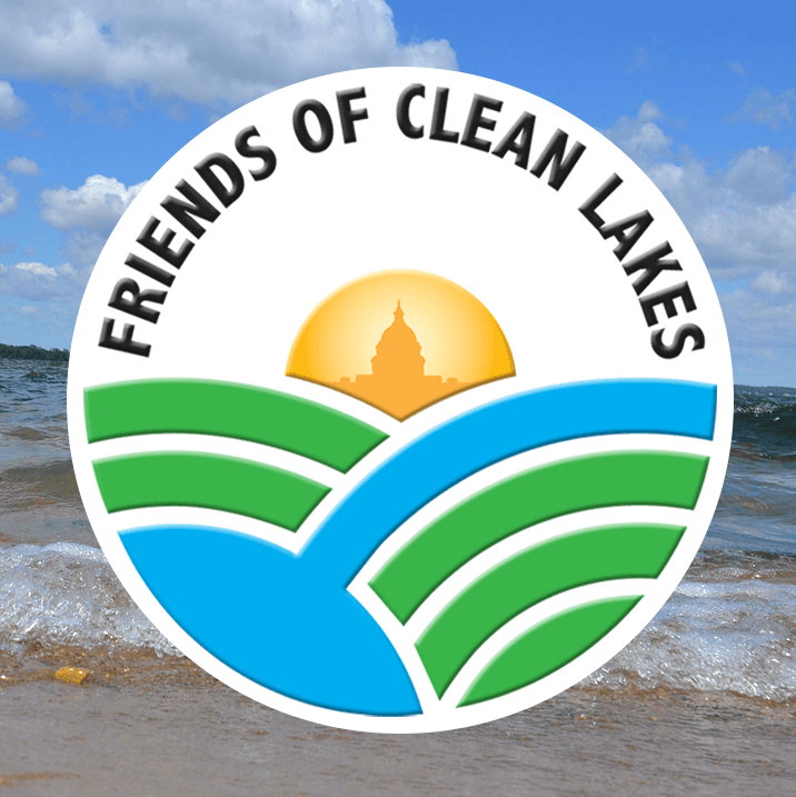 Friends of Clean Lakes logo