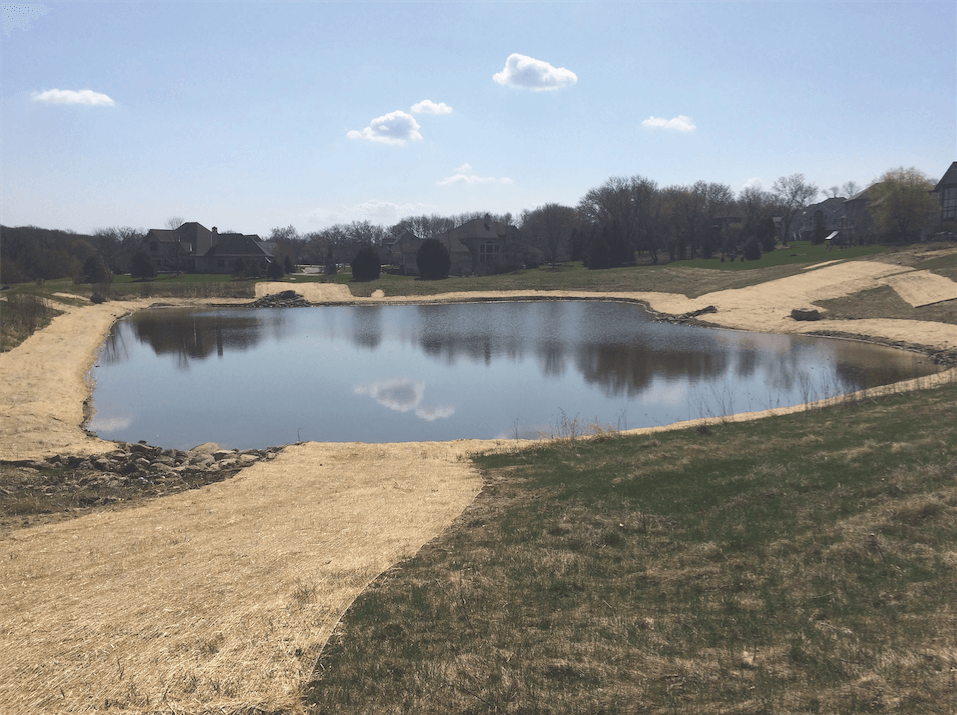 City of Fitchburg Water Quality Harlan Hills East Pond