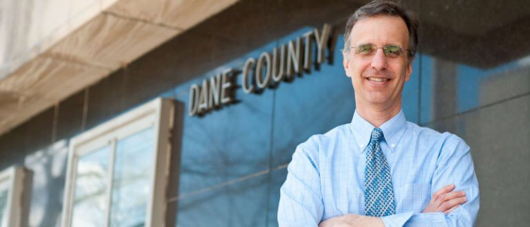message from Dane County Executive