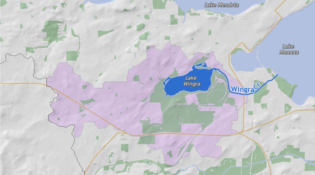 Lake Wingra Watershed
