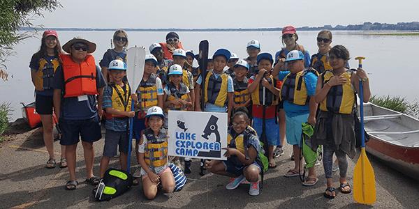 lake-explorer-camp-group