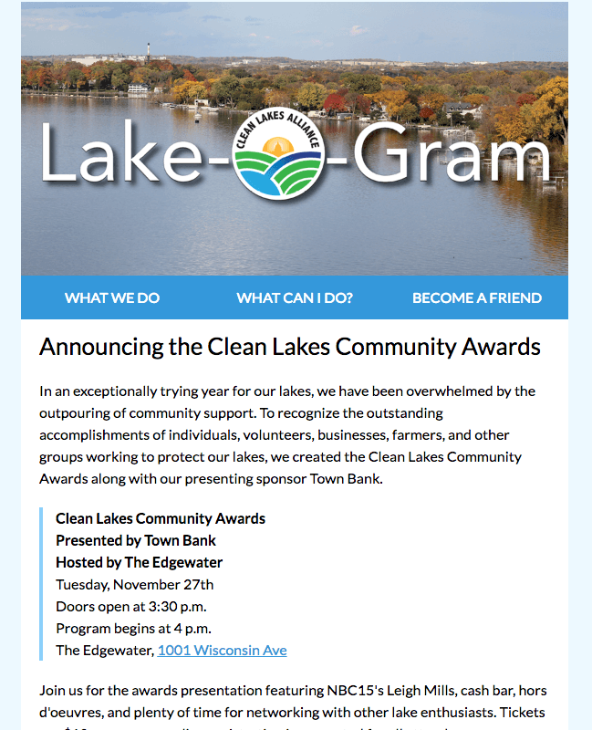 Lake-O-Gram 2018-11