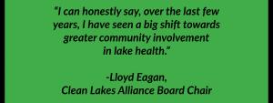 Lloyd Eagan Quote