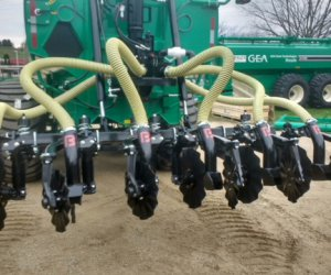 Manure Injection
